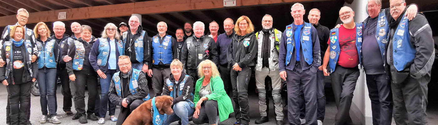 BlueKnights® Germany Chapter XXII Niederrhein